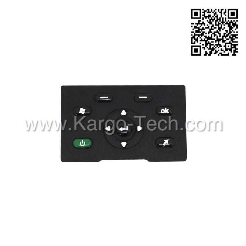 Direction Key Version Keypad Keyboard for TDS Nomad 900 Series